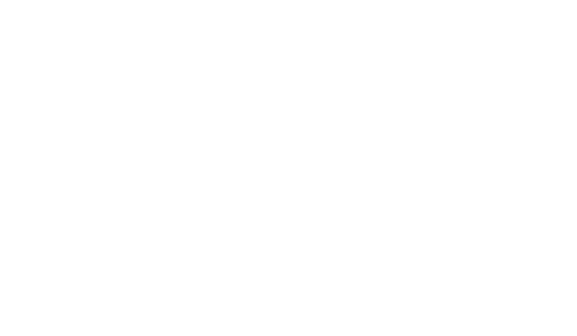 An illustration of a woman holding her dog on a leash as a man walks towards her.
