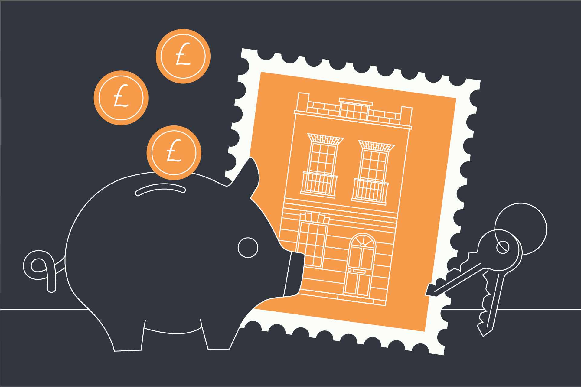 Stamp duty holiday extension illustration.